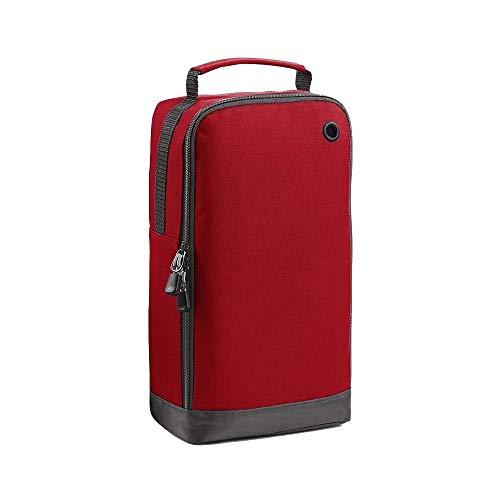 BagBase Schuh-Tasche, 8 Liter, Classic Red, Einheitsgröße -