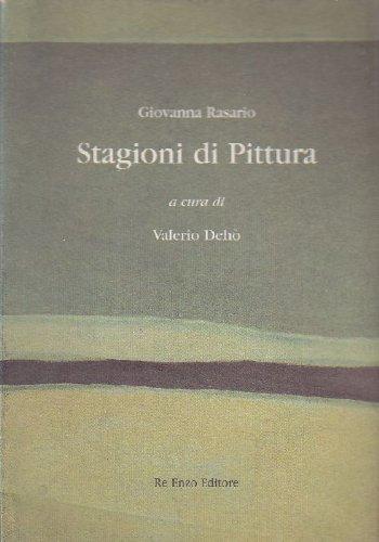 Giovanna Rasario. Stagioni di pittura