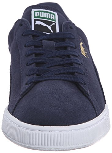 Puma Suede Classic + Herren Sneakers Peacoat/Peacoat/White