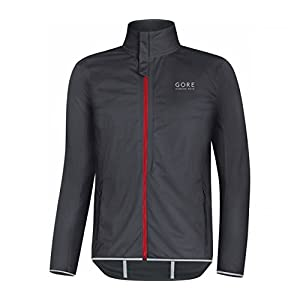 GORE WEAR Herren Essential Windstopper (Softshell) Light Jacke
