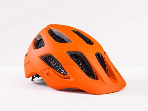 Bontrager Blaze WaveCel MTB Fahrrad Helm orange 2020: Größe: L (58-63cm)