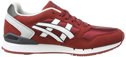 ASICS Gel-Atlanis, Chaussures Multisport Outdoor Mixte adulte Rouge (Burgundy/White 2501)