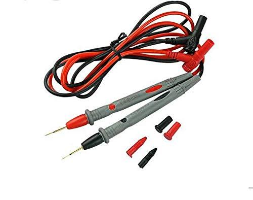 S-024 Digital-Multimeter Universal-Sonde Messleitungen Kabel Pin Nadelspitze Multi Meter Tester Draht Teststift 1000 V CATⅢ Digital Multi Meter Tester