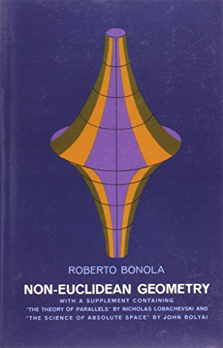 Non-Euclidean Geometry (Dover Books on Mathematics)