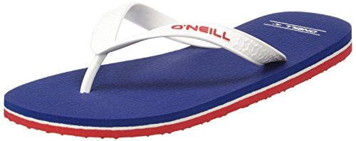 O'Neill Friction Nation Flip Flop - Infradito Uomo, Blu (Bleu (1103 France)), 41