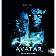 Avatar, Postkartenkalender 2011