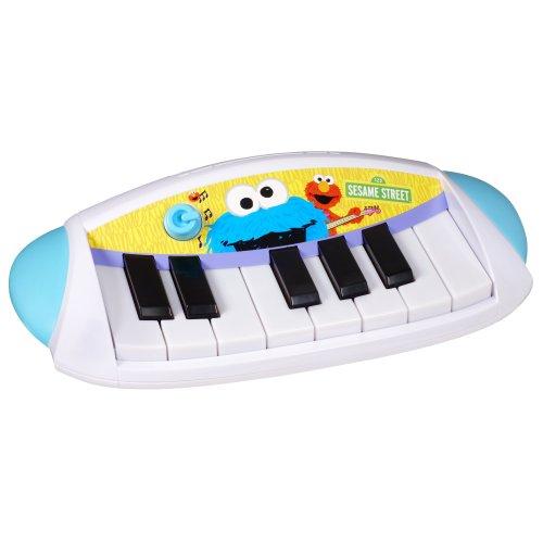 Playskool Sesame Street Let's Rock! Cookie Monster Keyboard by Sesame (Baby Monster Sesame Street)