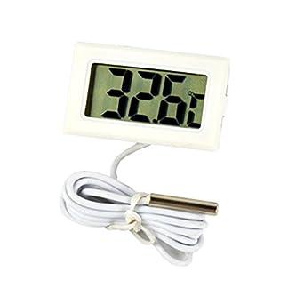 ADESHOP Aquarium Thermometer, Digital Water Thermometer For Fish Tank Aquarium Refrigerator Marine Temperature ADESHOP Aquarium Thermometer, Digital Water Thermometer For Fish Tank Aquarium Refrigerator Marine Temperature 41ysWV0IWXL