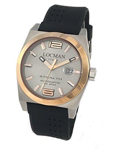 Locman Men's Watch 205RGYF5N0SIK