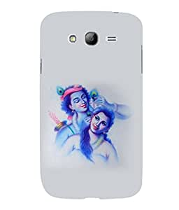 printtech Radha Krishna Back Case Cover for Samsung Galaxy Grand Neo::Samsung Galaxy Grand Neo i9060