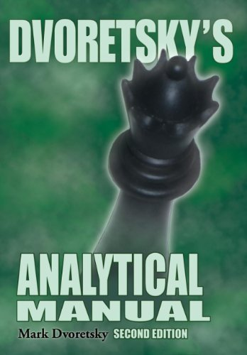 Dvoretsky's Analytical Manual por Mark Dvoretsky