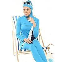 Blue Burqini For Women