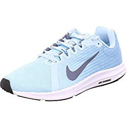 Nike Wmns Downshifter 8 Größe 42 Blau (Blau)