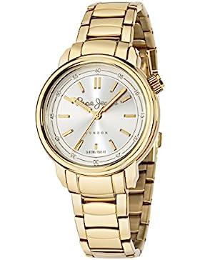 Pepe Jeans Damen Uhrenbeweger Collection SALLY Edelstahl gold R2353117501