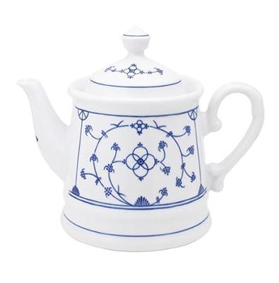 Kahla - Porcelaine pour les Sens 411402A75056H Saks Comodo Théière Bleu 13 x 20 cm