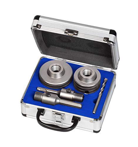 MK Bohrkronensatz 5-teilig SDS-Bohrkrone Sechskantschaft Bohrkrone 66mm 80mm
