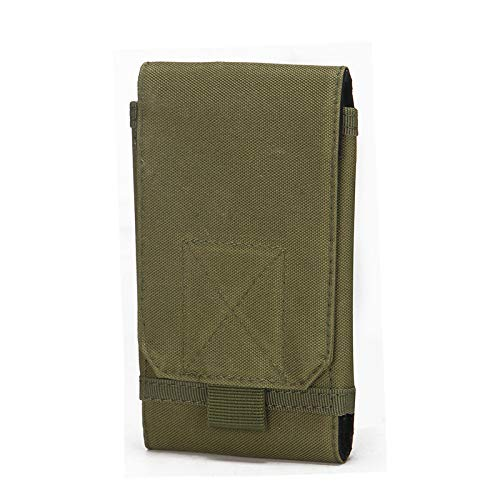 NKns Kit di Attrezzi da Esterno Accessori per Attrezzi di Espansione Piccole Tasche Borsa per Cellulare Quadrata Multifunzione Verde MilitareBorse A Tracolla Vintage Donna