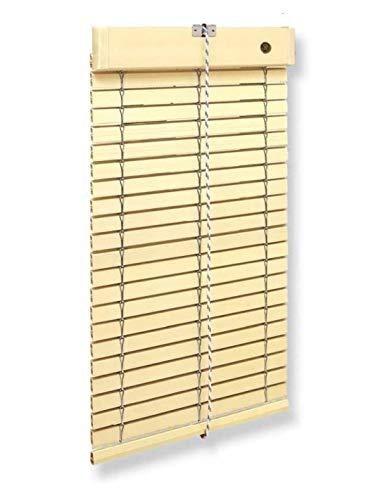 Jardin202 78 x 85 cm - Persiana PVC Marfil
