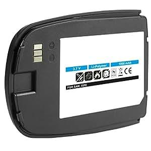 Akku-King Li-Polymer Batterie pour Samsung SGH-X650 - remplace ABGX6508 - 1000mAh