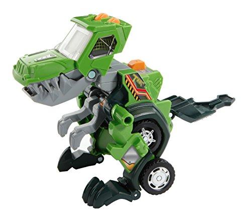 ch & Go T-Rex Dino Dinos Transformer ()