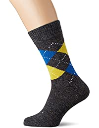 Burlington Tweed Argyle, Chaussettes Homme