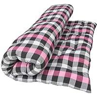 Neha Industries Soft Cotton Multicolour Mattress/Gadda 2 Sleeping Capacity (4x6) Single Bed, Multicolor020