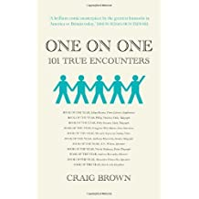 One on One by Brown, Craig (2012) Paperback