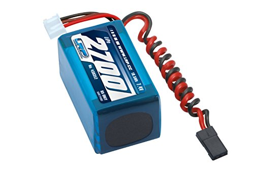 LRP Electronic 430352 - LiPo 2700 RX-Pack 2/3A Hump, RX-only, 7.4 V Rx Pack