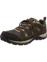 Columbia Redmond V2, Zapatos de Senderismo Impermeables para Hombre