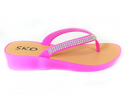 KAYS_ALL, Infradito donna Pink