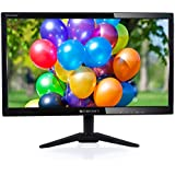 Zebronics 15.6 inch (39.6 cm) LED Backlit Computer Monitor - Full HD with VGA, HDMI Ports - ZEB-A16FHD LED (Black)