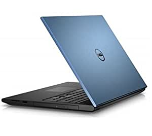 Dell Dell 3542 15.6-inch Laptop (Core i3-4005U/4GB/500GB HDD/Windows 8/Intel HD Graphics 4400), Blue