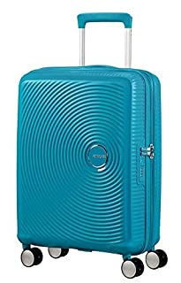 American Tourister Soundbox Spinner Espandibile Bagaglio A Mano, 67 cm, 71,5/81 L, 3,7 Kg, Blu (Summer Blue) (B06Y47FGG6) | Amazon price tracker / tracking, Amazon price history charts, Amazon price watches, Amazon price drop alerts
