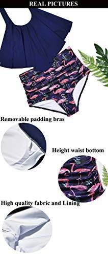 Jessie Kidden Damen Bikini-Set Gr. S, dunkelgrün - 4