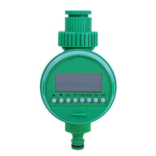 Scopri offerta per Mumusuki Water Timer Elettronico Sprinkler Hose Automatico Digitale LCD Home Garden Irrigazione Controller Programmi per La Famiglia Giardino Roof Prato Balcone Cortile