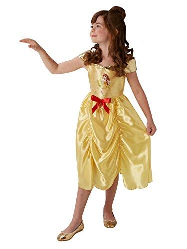 Rubies Offiziell Lizenziert Disney Märchen Belle Prinzessin Fancy Kleid (Kleine–Alter 3–4)