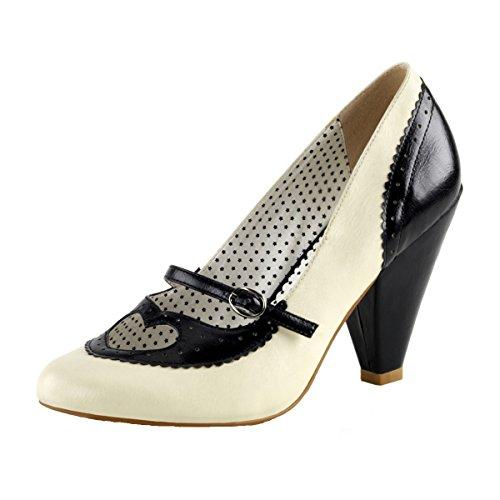 Heels-Perfect , Escarpins pour femme Schwarz (Schwarz)