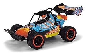 Dickie Toys 201119124 RC Gravel Hunter - Coche teledirigido con batería Recargable y Cargador rápido (a Partir de 6 años, para Interior y Exterior, para niños y niñas)