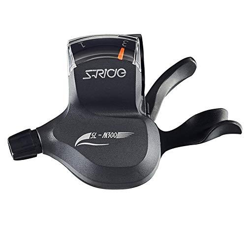 S-Ride SL-M300 Schaltwerk für Shimano kompatibel, 3 Geschwindigkeiten, Mountainbike, Getriebescheibe M3-B grau