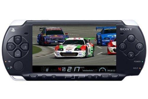 Preisvergleich Produktbild PSP Base Pack - Handheld-Spielkonsole - Piano Black
