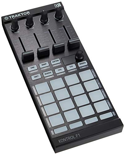 Native Instruments F1 Traktor Kontrol F1