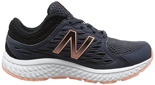 New Balance Running, Scarpe Sportive Indoor Donna Grigio (Dark Grey)