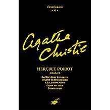 Intégrale Hercule Poirot volume 3 (Les Intégrales du Masque)