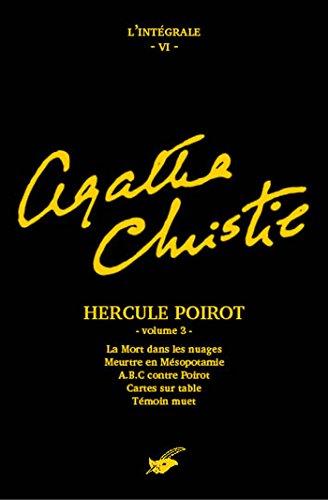 Intégrale Hercule Poirot volume 3