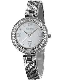 Hermosos Relojes de Diamantes Reloj de Pulsera de Moda Reloj Reloj de señoras