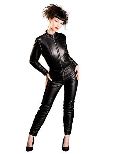 t mit Gürtel (Biker-halloween-kostüm)