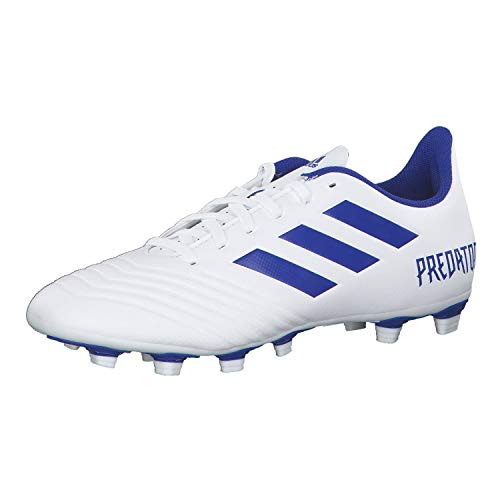 Adidas Predator 19.4 FxG, Botas de fútbol para Hombre, Multicolor (Ftwbla/Azufue/Azufue 000), 46 EU