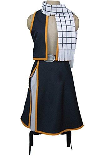 Erwachsene Kostüme Für Fairy Tail (Fairy Tail Natsu Dragneel Cosplay Kostüm)