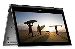 Dell Inspiron 5000 13.3-inch 2-in-1 Convertible FHD Touchscreen Laptop - (Silver) (Intel Core i7-7500U, 16GB RAM, 512GB SSD, Windows 10 Home)