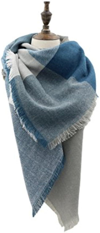 MASTER- CashmereScarf Il Cotone Sciarpa Sciarpa Imitazione CashmereScarf  MASTER- Lady Sciarpa Scialle Onorevoli Autunno Sciarpa f18cb2e671fa